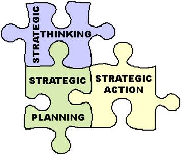 Strategic Plan Puzzle Pieces