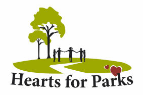 Hearts for Parks Logo